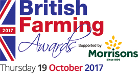 British Farming Awards Mobile Retina Logo