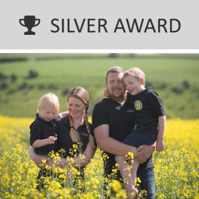 2017 silver Adam Palmer