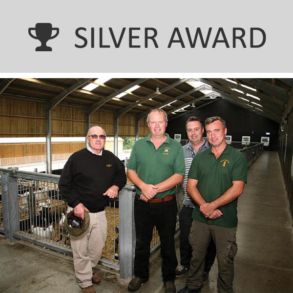 2017 silver Cannon Hall Farm