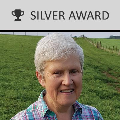 2017 silver Lesley Prior