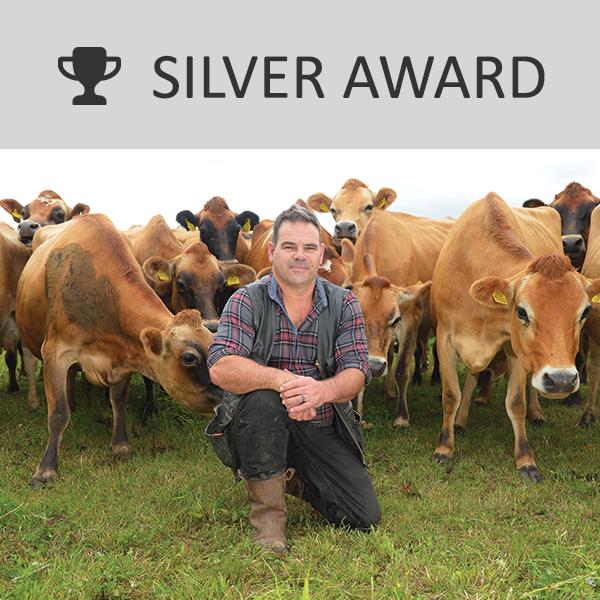 2017 silver Paul Redmore