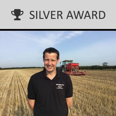 2017 silver Philip Bramley