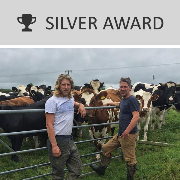 2017 silver Wayne and Elliot Prettejohn