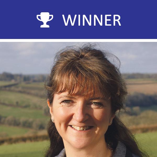 2017 winner Caroline Drummond MBE