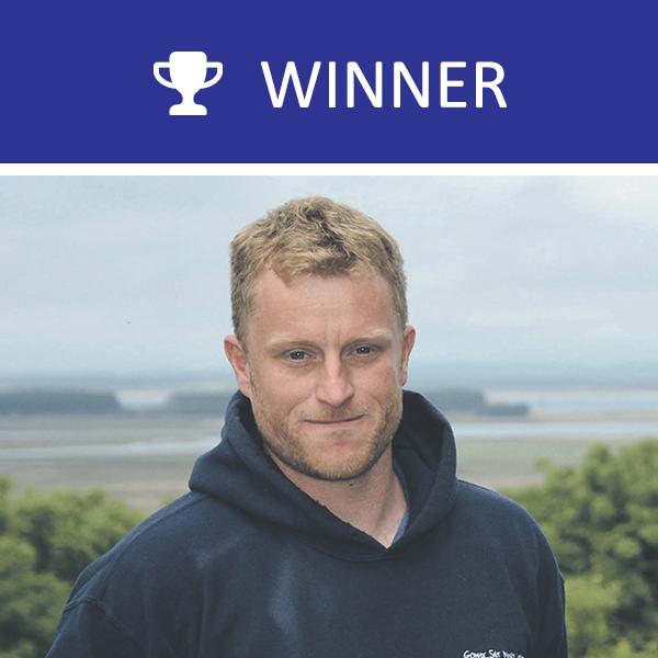 2017 winner Dan Pritchard